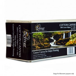 Cotton Inkjet Canvas Rolls 17""