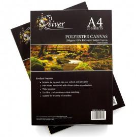 Polyester Matt Sheets A4 x 20