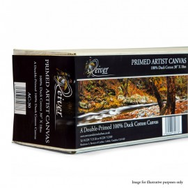 Primed Artists Canvas Roll - 30""