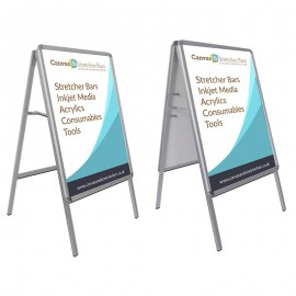 B1 Double Sided Pavement A Board
