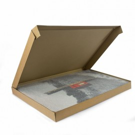 """Standard Canvas Postal Boxes 12"""" x 12"""" ( 25 Pack)"""